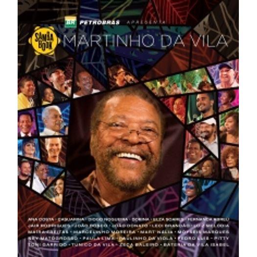 da martinho sambabook cd do vila