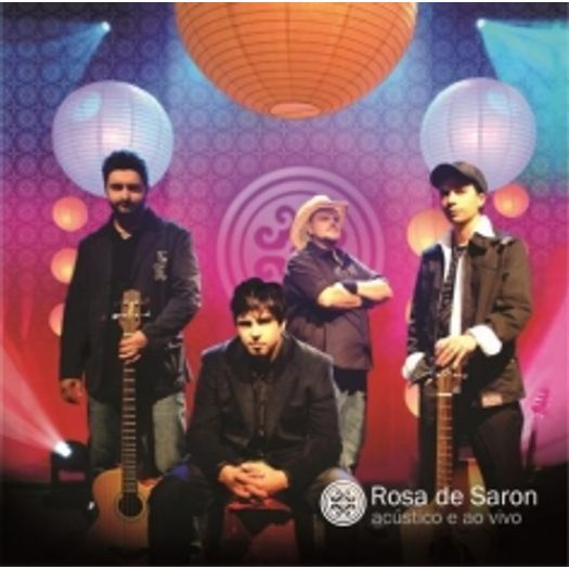 cd rosa de saron acustico 2008