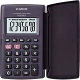47b1e6e5e49 Calculadora De Bolso 8 Digitos Hl-820-Lv-Bk-W-Dh Preta - Casio