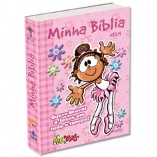 Minha Biblia Mig E Meg Meg Rosa Sbb Livrarias Curitiba