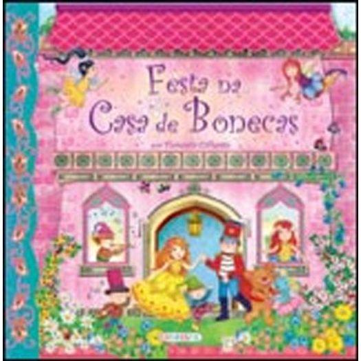 Festa Na Casa De Bonecas Girassol Livrarias Curitiba