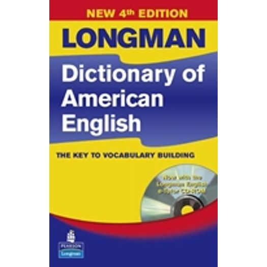 Longman Dictionary Of American English Paper - Livrarias