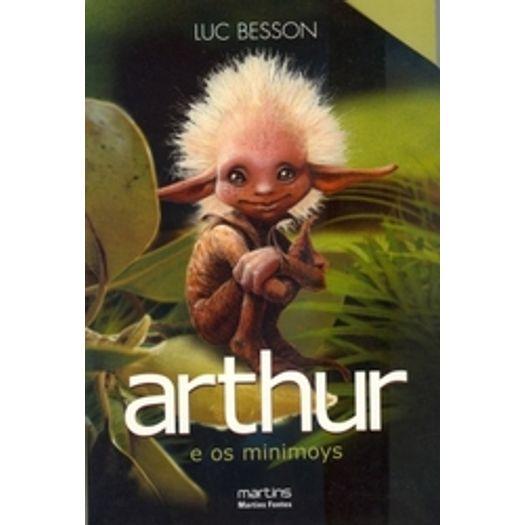 Arthur E Os Minimoys 2 Vols Marfontes Livrarias Curitiba