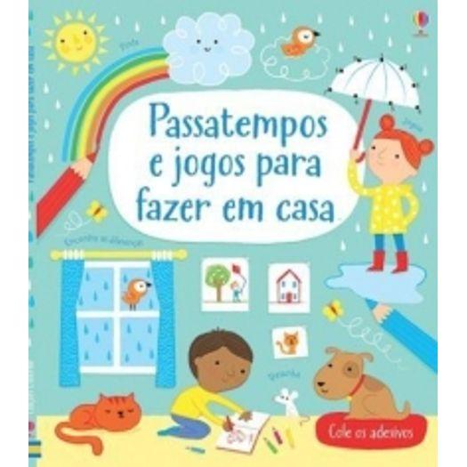 4ad29d08f7fb7 Esse livro é um passatempo inteligente e incrível para crianças que já  sabem ou estão aprendendo a ler. Um livro cheio de atividades e jogos  educativos que ...