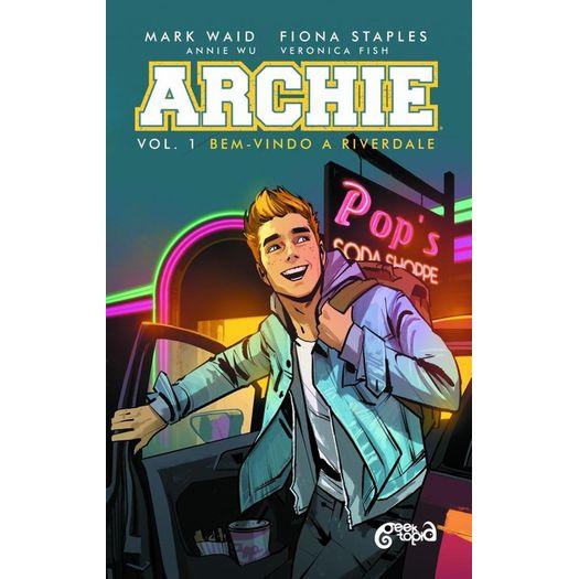 Archie vol 1 geektopia livrarias curitiba lv4317671 fandeluxe Image collections