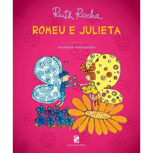 Romeu E Julieta Salamandra Livrarias Curitiba