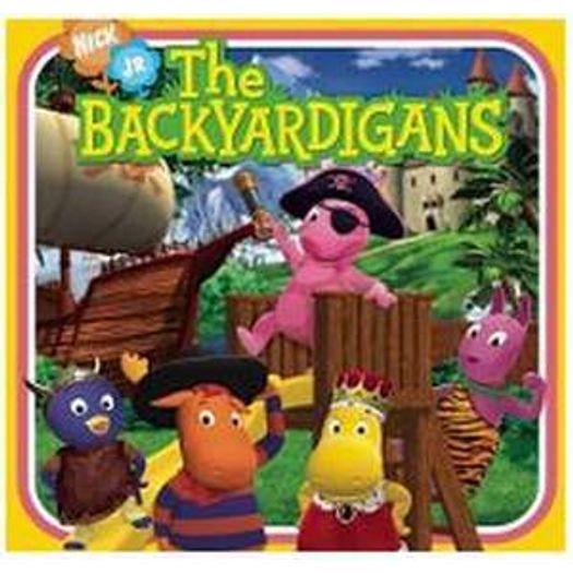 cd completo dos backyardigans