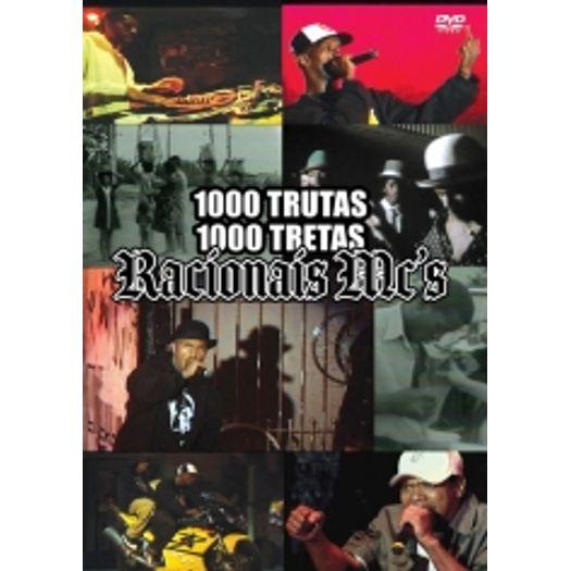 audio dvd racionais 1000 trutas 1000 tretas