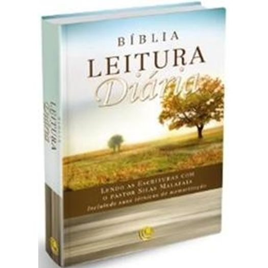 Biblia Leitura Diaria Central Gospel