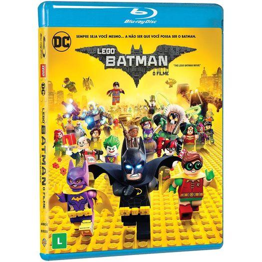 Blu Ray Lego Batman O Filme Livrarias Curitiba