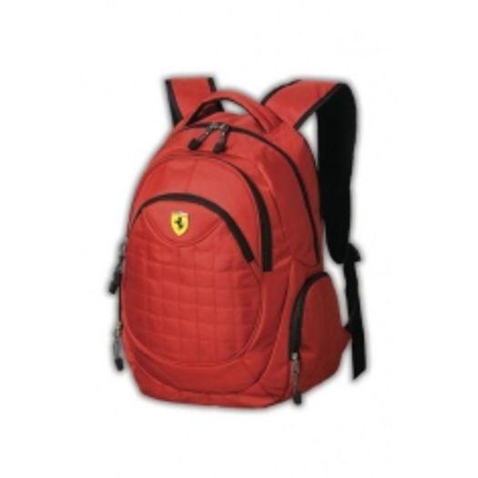 820f2e54a Mochila Com Alça Ferrari Premium Vermelha 42.8760-5 Foroni ...