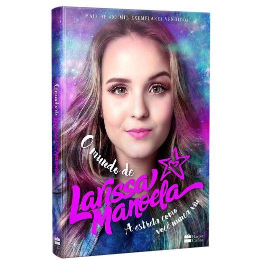 O diário de Larissa Manoela não causou espanto. Afinal, qual criança e  adolescente não ama a estrela teen mais popular do Brasil  Depois de  curtirem o livro ... 7288e2954f