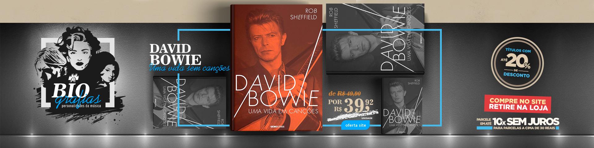 Biografias - Bowie