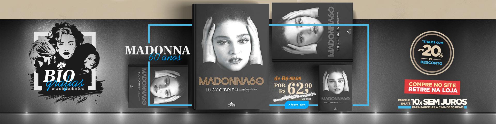 Biografias - Madonna