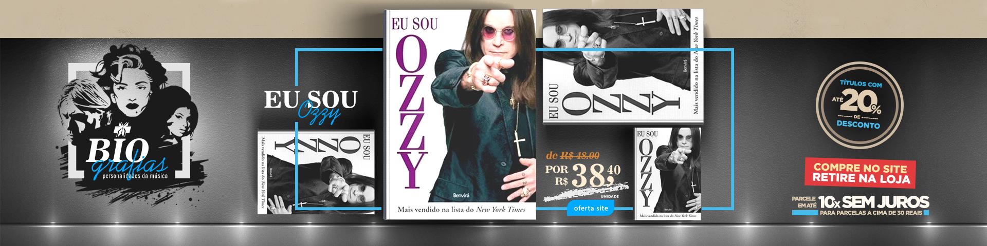 Biografias - Ozzy