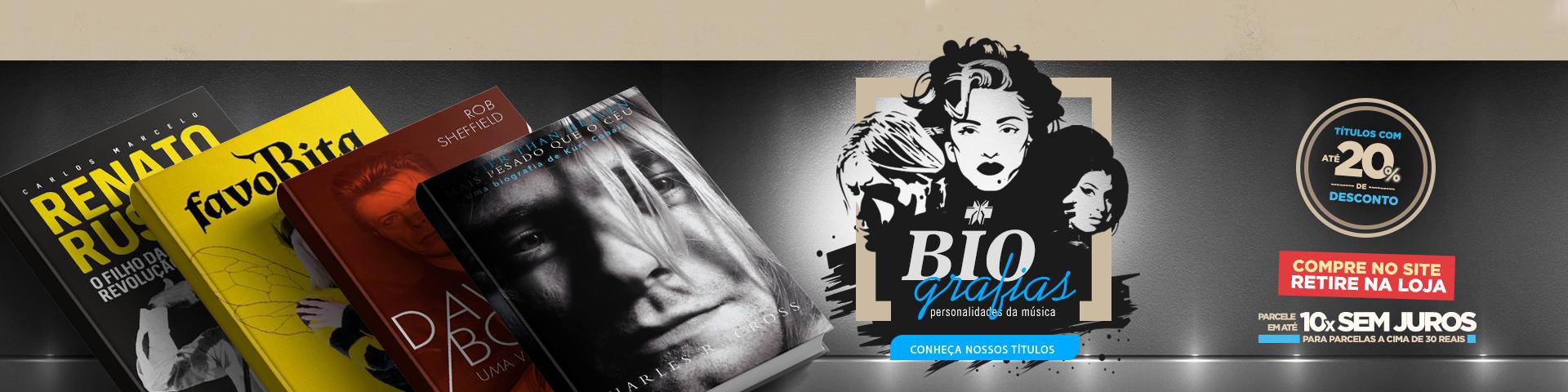 Biografias Personalidades da música