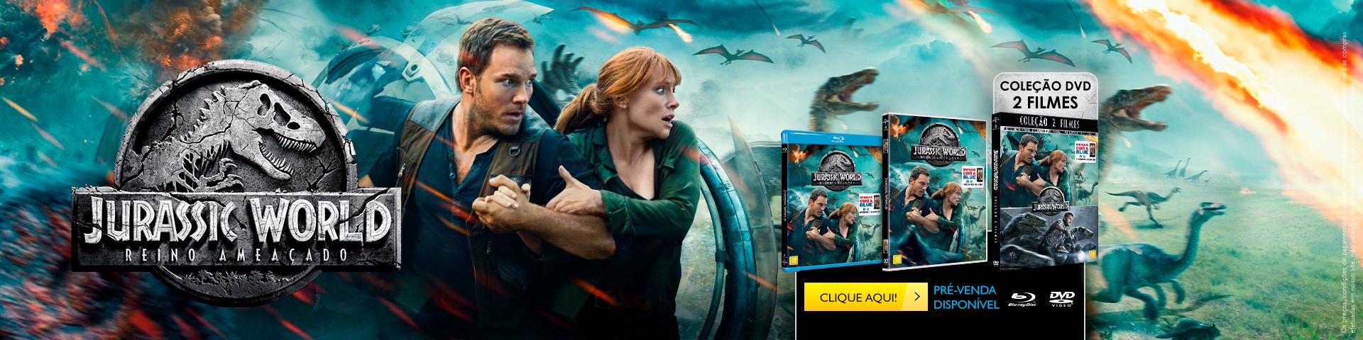 Jurassic Park - Reino Ameaçado