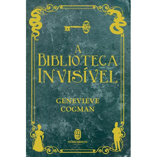 Image result for A biblioteca Invisivel