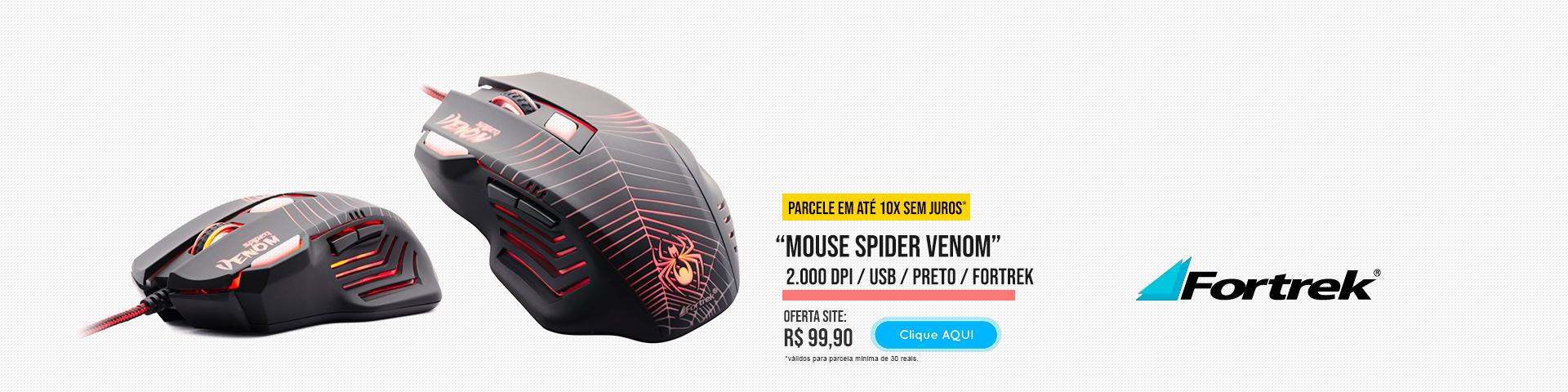 Mouse Fortrek Spider Venom