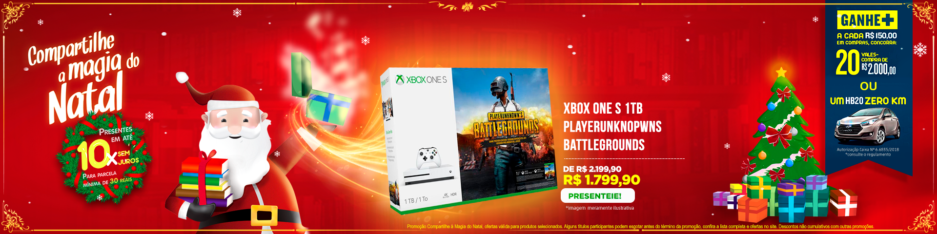 Natal - Xbox One S