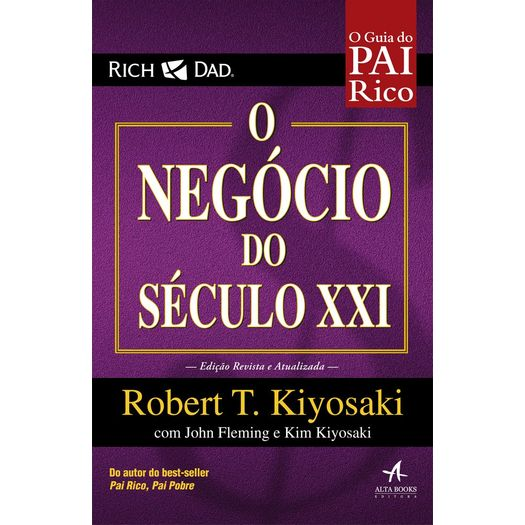 Negocio Do Seculo Xxi, O - Alta Books - Livrarias Curitiba