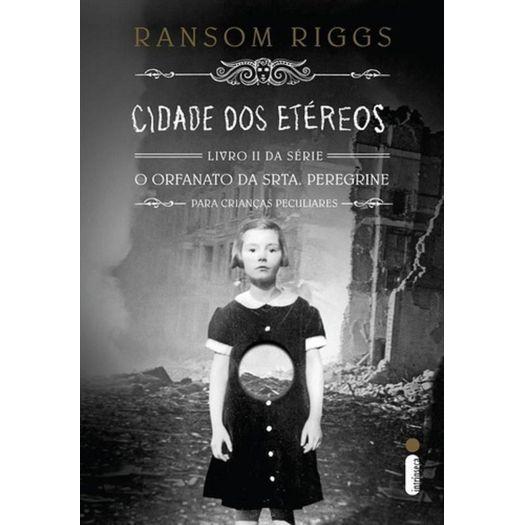 Cidade Dos Etereos - Livro Ii - Intrinseca