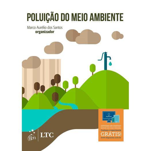 Poluicao Do Meio Ambiente Ltc Livrarias Curitiba