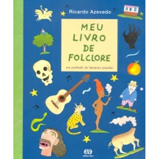 Meu Livro De Folclore Livrarias Curitiba