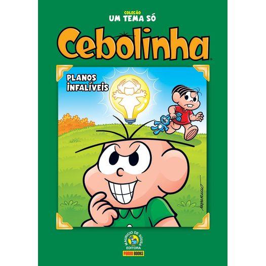f651c7b106fbe9 Cebolinha - Planos Infaliveis - Panini