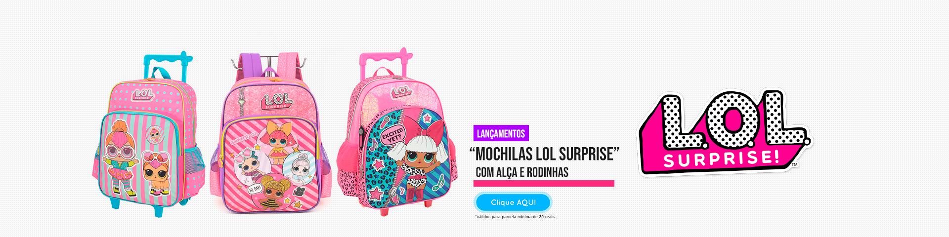 Mochilas LOL