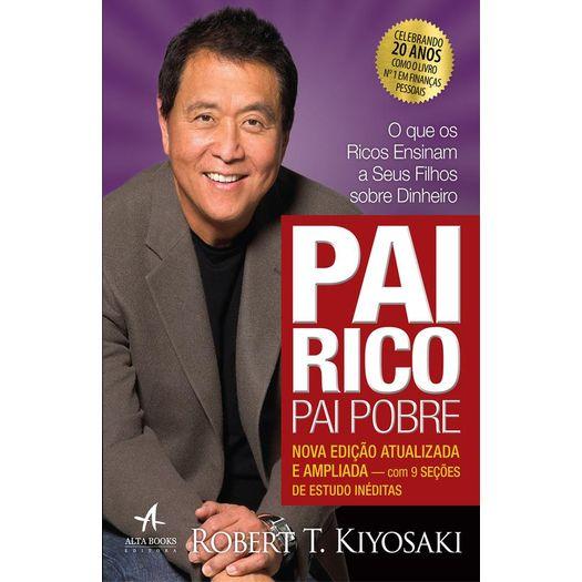 Pai Rico Pai Pobre - Alta Books - Livrarias Curitiba