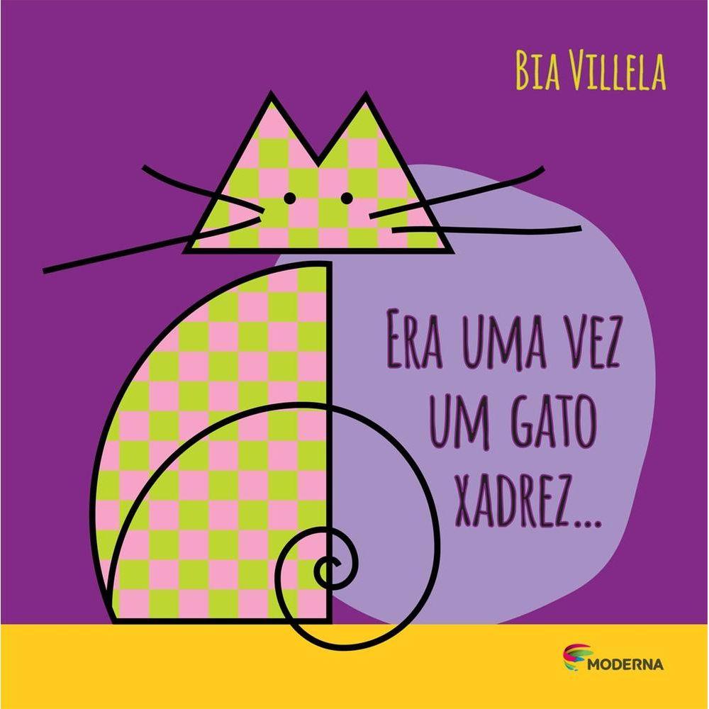 Era Uma Vez Um Gato Xadrez Moderna Livrarias Curitiba