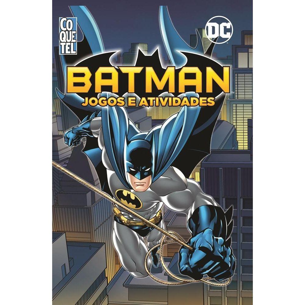 Batman Jogos E Atividades Coquetel Livrarias Curitiba