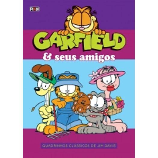 Garfield E Seus Amigos Coquetel Livrarias Curitiba
