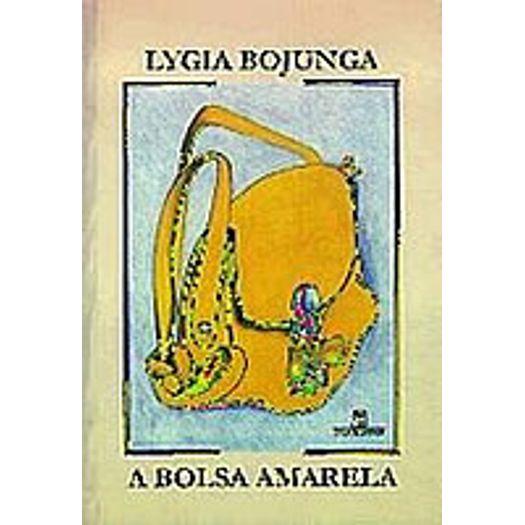 e475817d0 A Bolsa Amarela já se tornou um 'clássico' da literatura infantojuvenil. É  o romance de uma menina que entra em conflito consigo mesma e com a família  ao ...