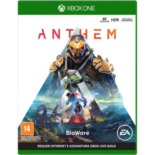 Jogo Anthem - Xbox One - Electronic Arts
