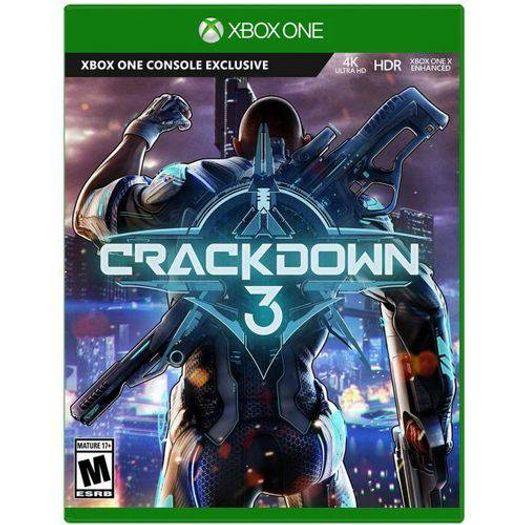 Jogo Crackdown 3 - Xbox One - Microsoft Game