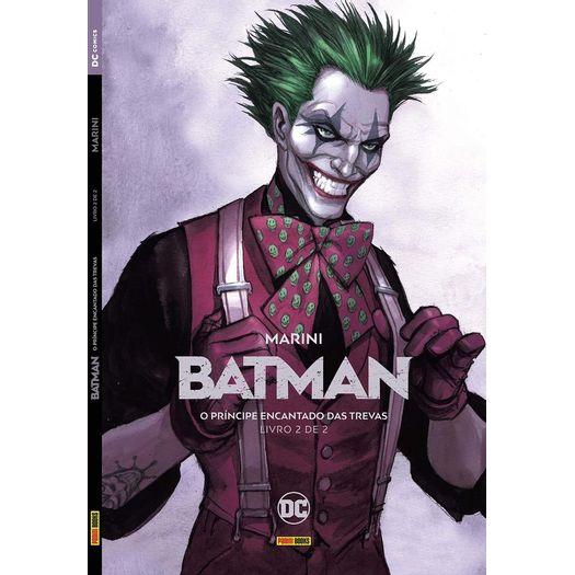 Batman O Principe Encantado Das Trevas Vol 2 Panini Panini