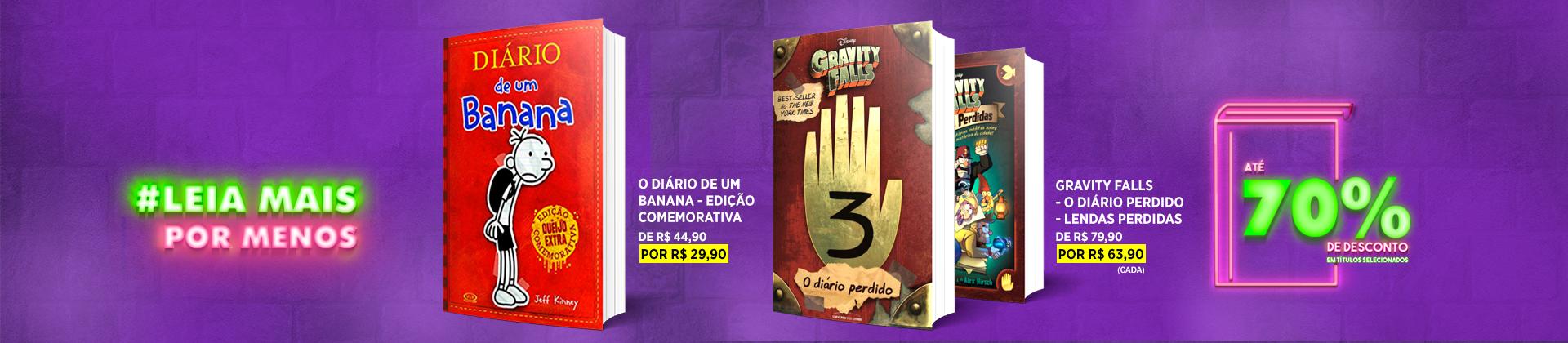 Leia Mais Por Menos - 01