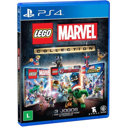 Lego Marvel Collection Ps4 Livrarias Curitiba