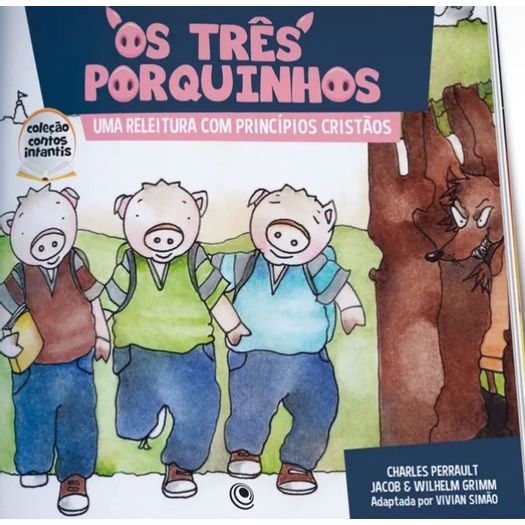 Tres Porquinhos Os Central Gospel Livrarias Curitiba