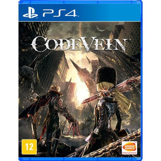 Jogo Code Vein - Playstation 4 - Bandai Namco Games