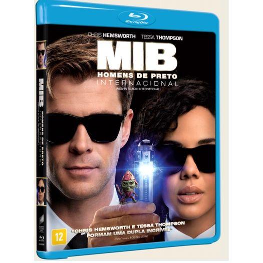 Blu Ray Mib Homens De Preto Internacional