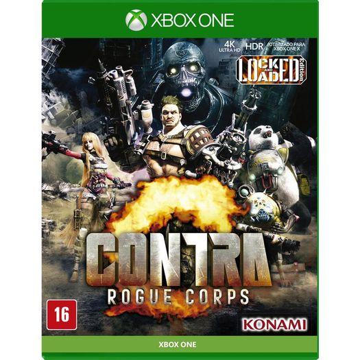 Jogo Contra Rogue Corps - Xbox One - Konami