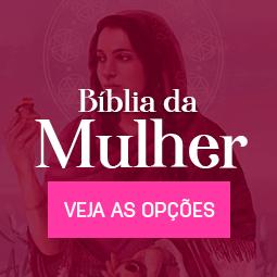 Bíblias Católicas da Mulher