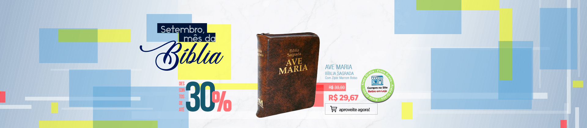 Mes da Bíblia  - Ave Maria