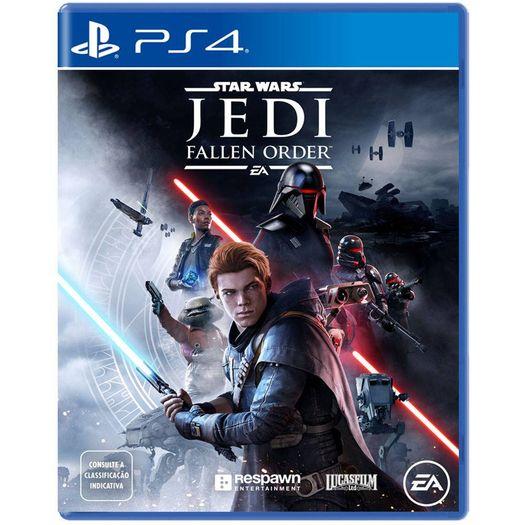 Jogo Star Wars Jedi Fallen Order - Playstation 4 - Ea Games