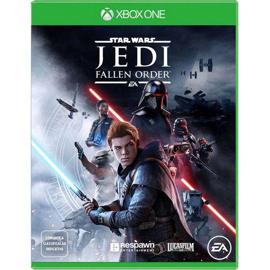 Jogo Star Wars Jedi Fallen Order - Xbox One - Ea Games