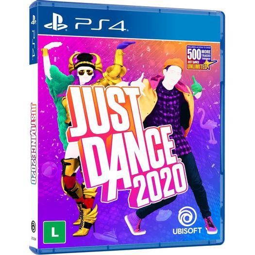Jogo Just Dance 2020 - Playstation 4 - Ubisoft