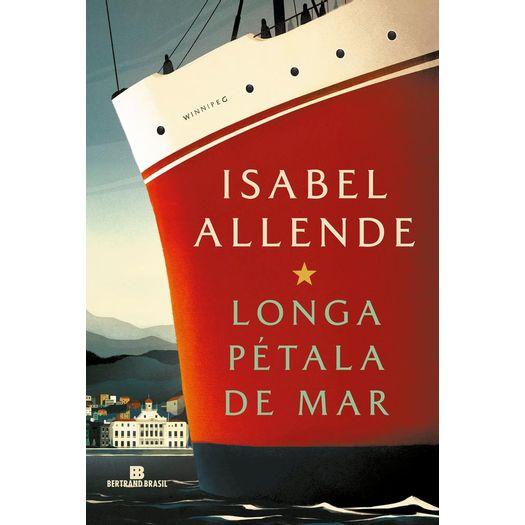 Longa Petala De Mar Bertrand Brasil Livrarias Curitiba